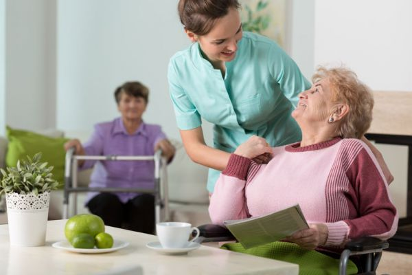 Caregiving vs Caretaking