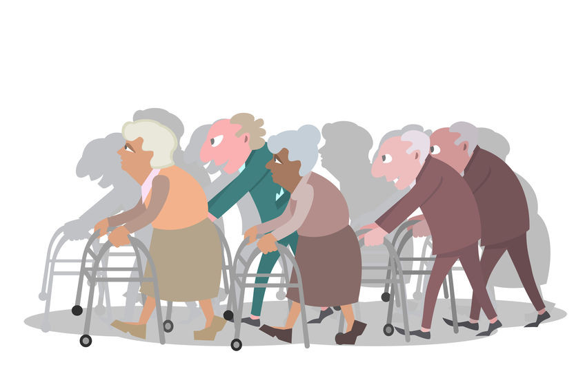 המדריך להליכונים לקשישים סיעודיים