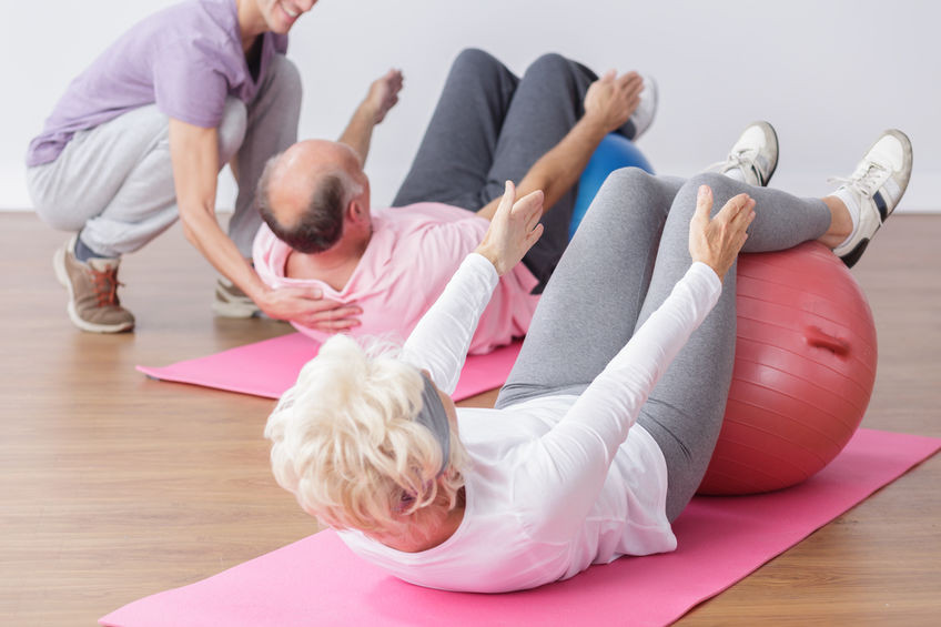 Elderly Care: Mobility and Exercise