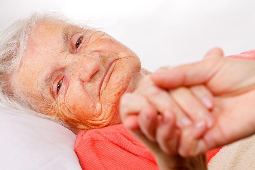 Участие государства в оплате дома престарелых.