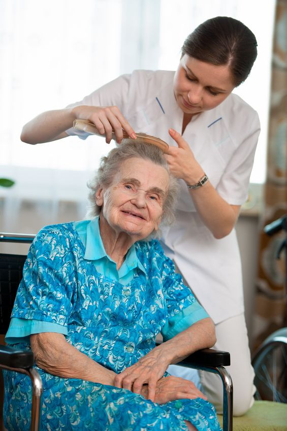 Life as a caregiver has its moments too!