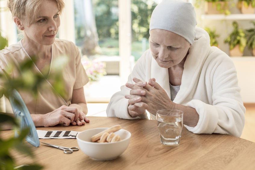 Patient with Cancer:  How Can You Help?