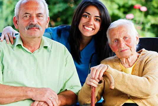 מטפלת סיעודית: להצלחה שלושה שותפים