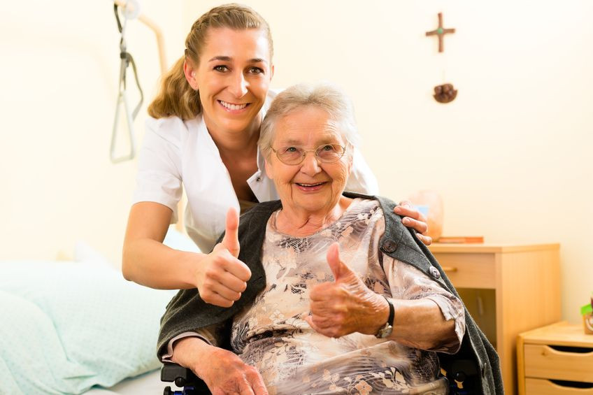 A caregiver's life: A peep into my daily life