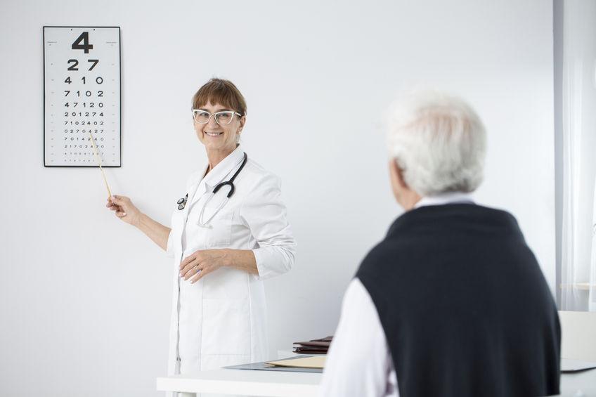 Common Health Problems: Eye Disorder