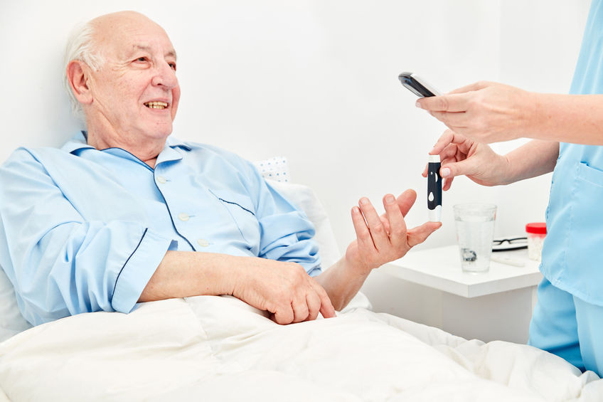 Caregiving: Taking Care of Someone with Diabetes