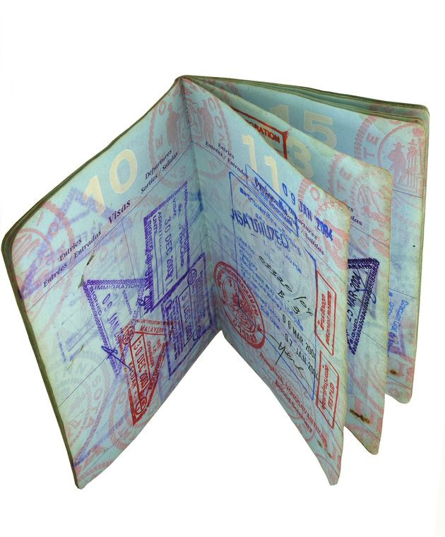 Deportation from Israel: (My vista)