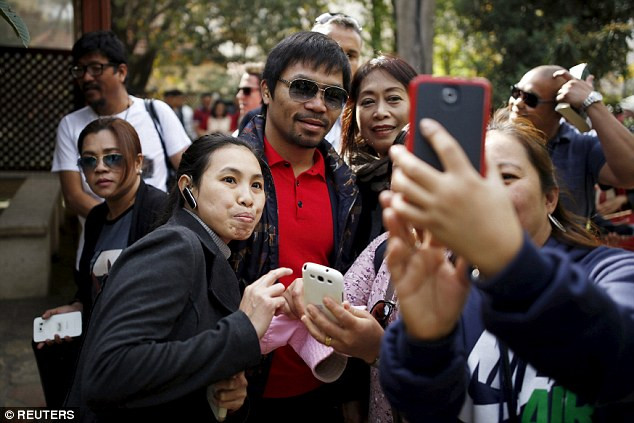 Manny Pacquiao: Solidarity with Israel
