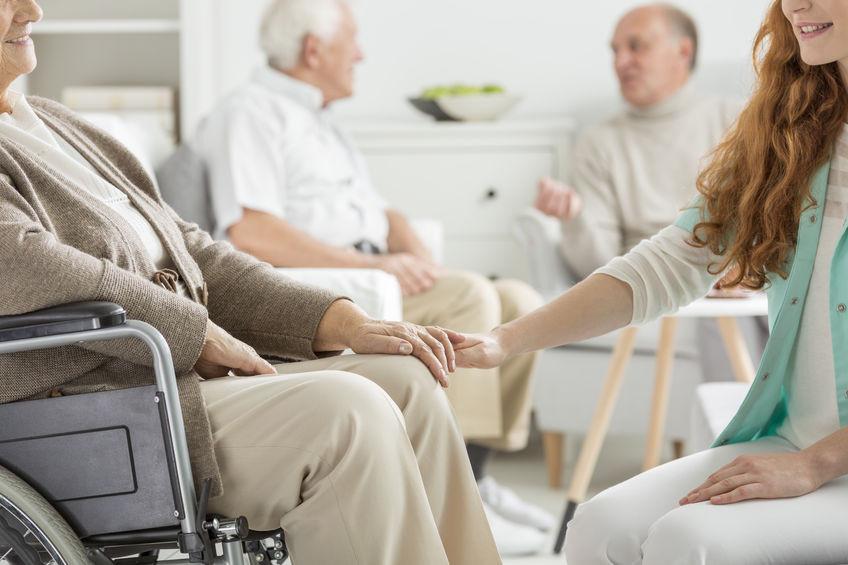 Rewards of Being a Caregiver